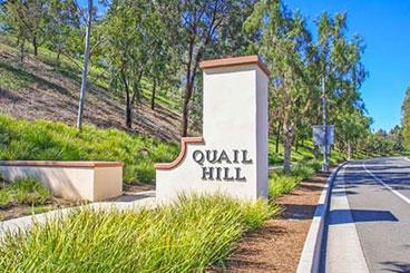 QUAIL HILL HOMES